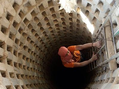 Bí ẩn các đường hầm trong lòng dải Gaza