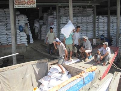 Đã ký hợp đồng xuất khẩu hơn 5,5 triệu tấn gạo