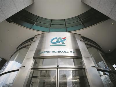 Credit Agricole mất 98% thu nhập ròng vì Banco Espirito Santo