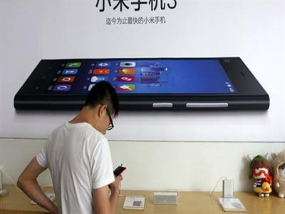 Xiaomi soán ngôi Samsung tại thị trường Trung Quốc