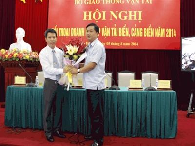 Bổ nhiệm ông Trần Bảo Ngọc giữ chức Vụ trưởng Vụ Vận tải