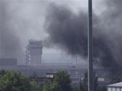 Giao tranh khốc liệt ở miền Đông Ukraine