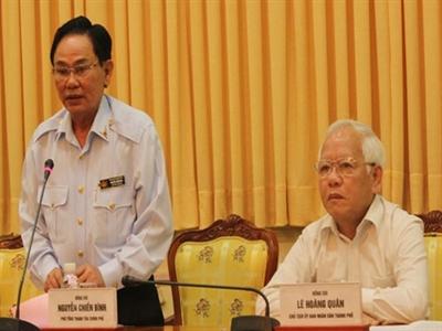 Thanh tra trách nhiệm Chủ tịch TPHCM Lê Hoàng Quân