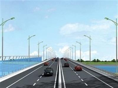 Hơn 2.000 tỷ đồng xây cầu nối liền Hà Nội - Phú Thọ