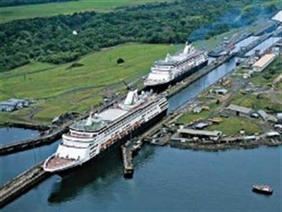 """Trung Quốc tham vọng xây """"Panama trên cạn"""""""