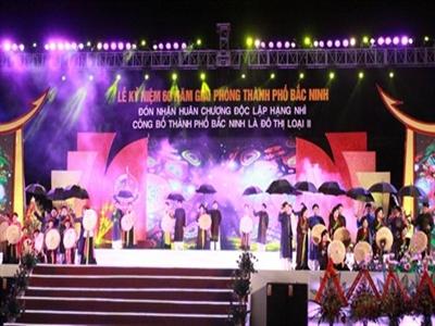 Công nhận TP. Bắc Ninh là đô thị loại II