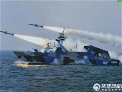 Trung Quốc tập trận ở Vịnh Bắc bộ lần hai