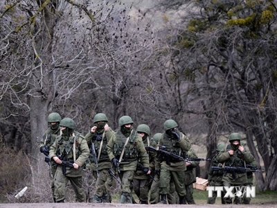 Ukraine tuyên bố chặn đoàn xe