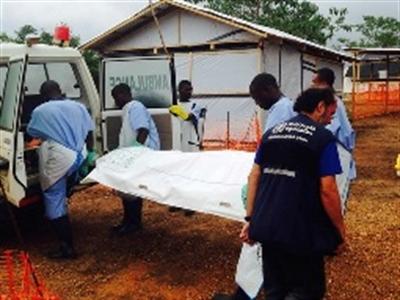 Xác định nạn nhân đầu tiên của đại dịch Ebola