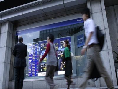 Chứng khoán châu Á tăng nhờ căng thẳng địa chính trị lắng dịu