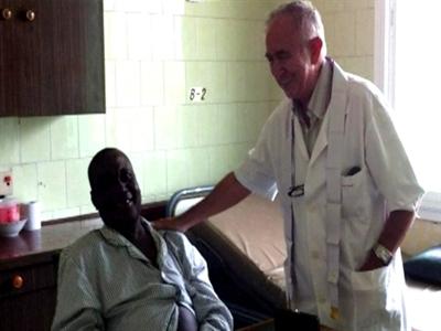 Công dân châu Âu đầu tiên tử vong vì Ebola