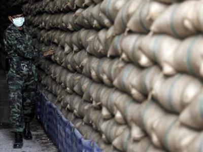 Thái Lan: Gạo lưu kho hư hỏng gây thiệt hại 2,24 tỷ USD