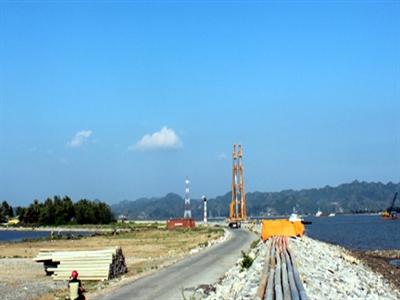 Điều chỉnh quy hoạch chi tiết cảng quốc tế Lạch Huyện