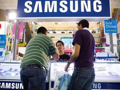 Samsung mất dần thị phần tại Đông Nam Á
