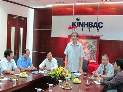 Vợ ông Đặng Thành Tâm đăng ký bán 3 triệu cổ phiếu KBC