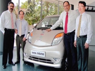 Xe ô tô rẻ nhất thế giới sắp được lắp ráp tại Việt Nam