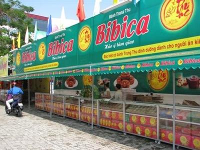 Bibica ngày 27/8 giao dịch không hưởng quyền nhận cổ tức 6% bằng tiền mặt