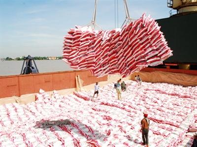 Trung Quốc vẫn nhập khẩu gạo tiểu ngạch từ Việt Nam