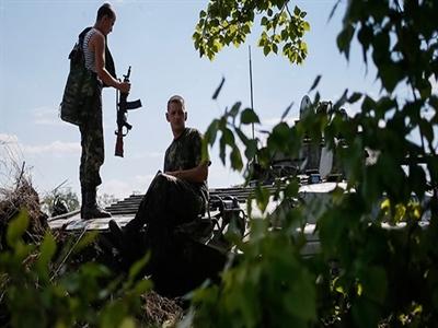 17 binh sĩ Ukraine vượt biên vào Nga xin hàng