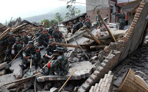 Trung Quốc: Vụ động đất không quá mạnh nhưng thiệt hại lớn