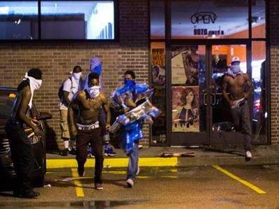 Thành phố Mỹ chìm trong bạo động