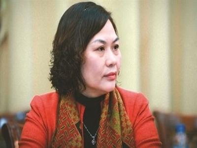 Bà Nguyễn Thị Hồng được bổ nhiệm giữ chức Phó Thống đốc NNHN