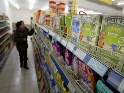 Bột ngũ cốc trẻ em Heinz bị thu hồi ở Trung Quốc do hàm lượng chì cao