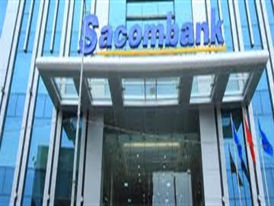 Phó Tổng Giám đốc Sacombank đã bán 350 nghìn cổ phiếu