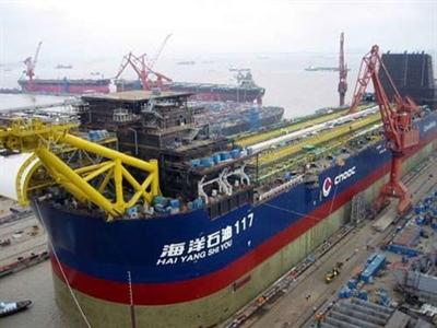 Trung Quốc thách thức thị trường vận chuyển dầu thô toàn cầu