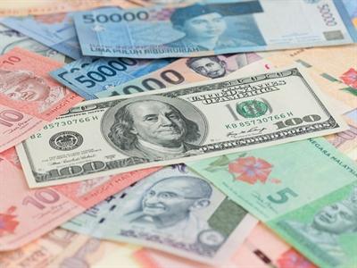 USD tăng do căng thẳng Ukraine - Nga lắng dịu