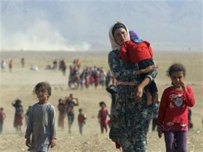 Người Yazidi trước bóng ma diệt chủng