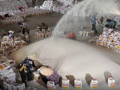Thị trường gạo thế giới đang không bình thường