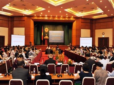 Tăng cường hợp tác quốc tế trong hoàn thiện sửa đổi Luật Ngân sách Nhà nước