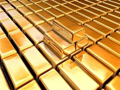 Giá vàng xuống thấp nhất 2 tuần khi USD đi lên sau biên bản họp Fed