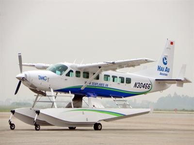 Việt Nam lần đầu tiên có du lịch bay thủy phi cơ
