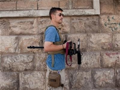 Nhà báo James Foley bị cắt đầu: Sói đã đến thềm Nhà Trắng