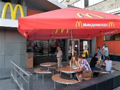 Nga đóng cửa 4 nhà hàng McDonald's ở Matxcơva