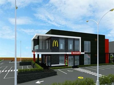 McDonald's khai trương nhà hàng thứ 3 tại TP HCM