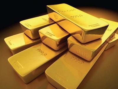 Giá vàng xuống thấp nhất 2 tháng do lo ngại lãi suất tăng