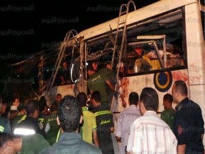 Ai Cập: Hai xe buýt du lịch đâm nhau, ít nhất 33 người chết