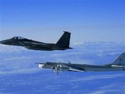 Nhật Bản, Hà Lan điều tiêm kích chặn máy bay Nga vào không phận