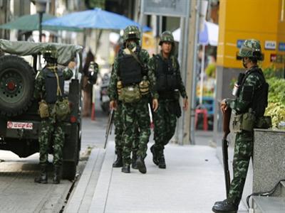 Thái Lan không bãi bỏ thiết quân luật