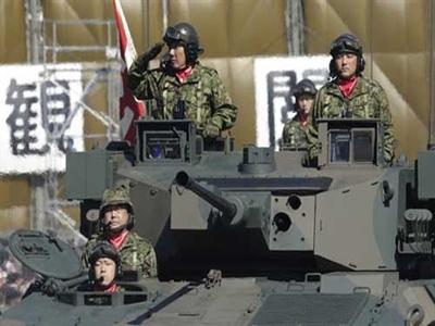Nhật tính bán vũ khí cho ASEAN để kìm Trung Quốc