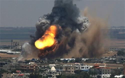 Israel cảnh báo người Palestine tại Dải Gaza sơ tán ngay lập tức