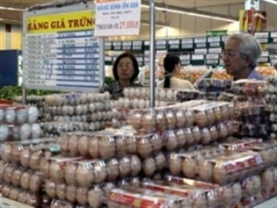 Chỉ số CPI tháng 8 tăng 0,22%
