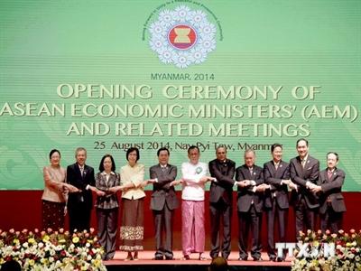 Khai mạc Hội nghị Bộ trưởng Kinh tế ASEAN lần thứ 46