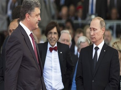 Ngày mai, Tổng thống Nga – Ukraine sẽ