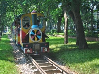 Hà Nội chấp thuận xây dựng bãi đỗ xe ngầm trong Công viên Thống Nhất