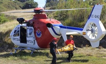 Trực thăng cảnh sát rơi, ba người thiệt mạng