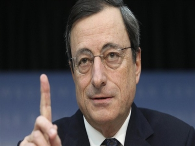 ECB cảnh báo xu hướng giảm phát tại Eurozone